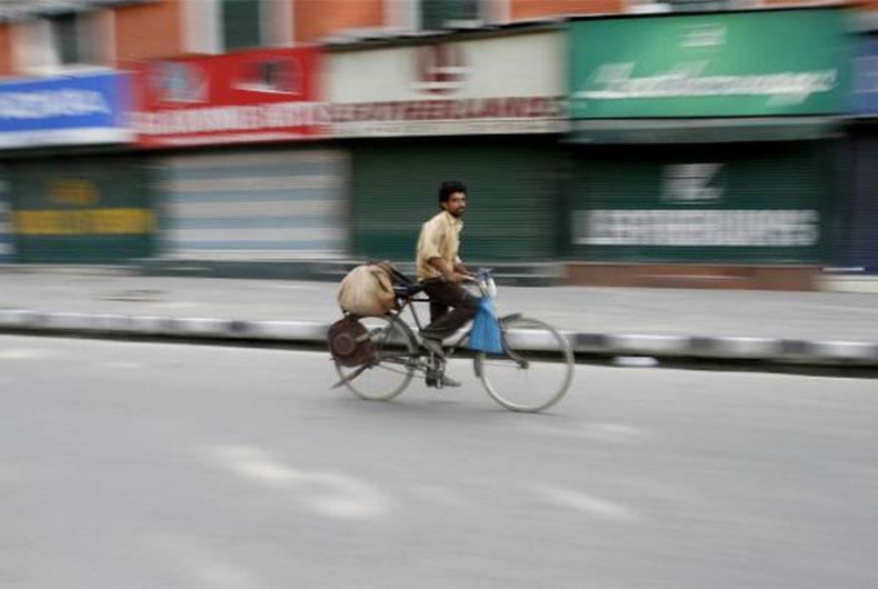 Muslim Bodies on Kashmir